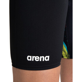 arena Team Painted Stripes Jammer Hombre, negro/Multicolor